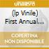 (LP VINILE) FIRST ANNUAL REPORT OF