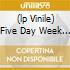 (LP VINILE) FIVE DAY WEEK STRAW PEOP