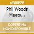 Phil Woods Meets Italian N.generat. - Dameronia