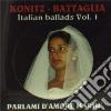 Lee Konitz / Stefano Battaglia - Italian Ballads Vol.1