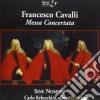 Cavalli Francesco - Messa Concertata  - Rebeschini Carlo Dir  /ensemble Sine Nomine