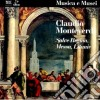 Claudio Monteverdi - Messa A Quattro Voci Da Cappella, Salveregina, Litanie Della Beata Vergine