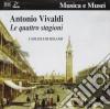Vivaldi Antonio - 4 Stagioni Op.8  - Ephrikian Angelo Dir  /franco Fantini Vl, I Solisti Di Milano