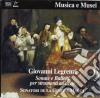 Giovanni Legrenzi - Sonate E Balletti X Strumenti Ad Arco