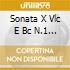 SONATA X VLC E BC N.1 > N.6 OP.XIV