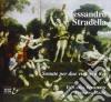 Stradella Alessandro - Opera Strumentale Vol.3: Sonate X 2 Vl E B.c. N.1 > N.9