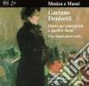 Gaetano Donizetti - Opera X Pf. A 4 Mani /duo Pianistico Franco Calabretto, Eddi De Nadai