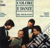 Colori E Danze Del 900: Torroba, Ravel, Duarte, Beraldo, Peguri, Sparks