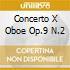 CONCERTO X OBOE OP.9 N.2