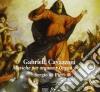 Gabrieli Andrea / Cavazzoni Marc' Antonio - Musiche Per Organo- De Pieri SergioOrg