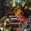 Giuseppe Tartini - Piccole Sonate Autografe X Vl E Vlc: Dalle 26 Sonate N.1 > N.9- Guglielmo Giovanni