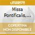 MISSA PONTIFICALIS, MISSA SECUNDA PONTIF