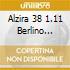 ALZIRA 38 1.11 BERLINO (SEL) - SCHWARZKO