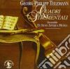 Georg Philipp Telemann - Quadri Strumentali
