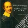 Giovanni Legrenzi - Sacri E Festivi Concenti