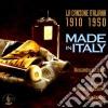 Made In Italy - La Canzone Italiana Perpianoforte Concertante E Orchestra