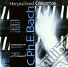 Carl Philipp Emanuel Bach - Harpsichord Concertos Wq 6, Wq 37, Wq 18