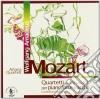 Wolfgang Amadeus Mozart - Quartetto Per Pianoforte E Archi K 478, K 493