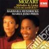 Wolfgang Amadeus Mozart - Lieder