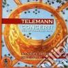 Georg Philipp Telemann - Concerti Per Strumenti Vari