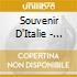 SOUVENIR D'ITALIE-3CD