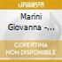 Marini Giovanna - Musiche Di Scena