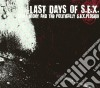 Last Days Of S.e.x. - Great Irony And The Politically S.e.x.