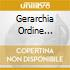GERARCHIA ORDINE DISCIPLINA