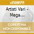 Artisti Vari - Mega House-club