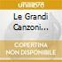 LE GRANDI CANZONI VOL.1