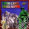 Veri Canti Degli Alpini Raccolta 1