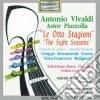 Vivaldi Antonio - Le Quattro Stagioni Op.8 Con Sonetti Recitati