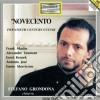 Musica Per Chitarra Del Novecento