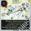 Dmitri Shostakovich - Concerto N.1 Op.35, Concerto N.2 Op.102, L'eta' Dell'oro, Suite Op.22a