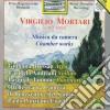 Mortari Virgilio - Sonata In Re Maggiore Per Violino E Pianoforte, Concerto Per Arpa E Orchestra