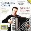 Paganini Niccolo' - Trascrizioni Per Fisarmonica