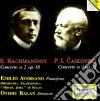 Pyotr Ilyich Tchaikovsky - Concerto Per Pianoforte E Orchestra N.1 Op.23
