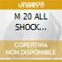 M 20 ALL SHOCK 3-Rivista + Dual Disc