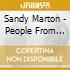 Sandy Marton - People From Ibiza - The Very B