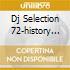 DJ SELECTION 72-HISTORY OF HOUSE M.