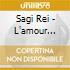 Sagi Rei - L'amour Toujours (Cd Single)