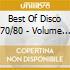 Best Of Disco 70/80 - Volume 2