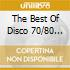 THE BEST OF DISCO 70/80 (6CD)