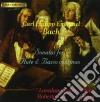 Carl Philipp Emanuel Bach - Sonate Per Flauto E Basso Continuo