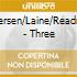 Andersen/Laine/Readman - Three