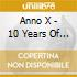 ANNO X - 10 YEARS OF SCARLET RECORDS