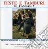 FESTE E TAMBURI IN CAMPANIA
