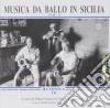 MUSICA DA BALLO IN SICILIA
