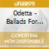 Odetta - Ballads For Americans And Other American Ballads - At Carnegie Hall