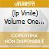 (LP VINILE) VOLUME ONE (INSTINCT)